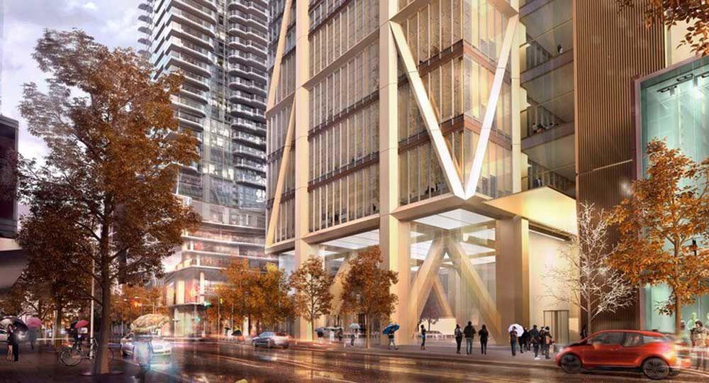 The One inicia su construcción para dominar los cielos de Toronto