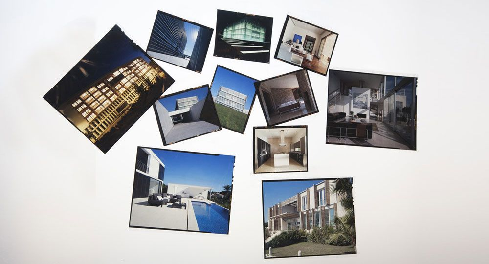Fotografía de arquitectura, interiorismo y paisaje. Parte I