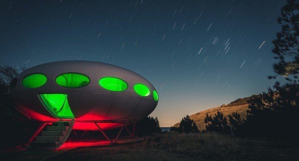 La arquitectura que aterrizó de Marte: Suuronen y Futuro Corporation