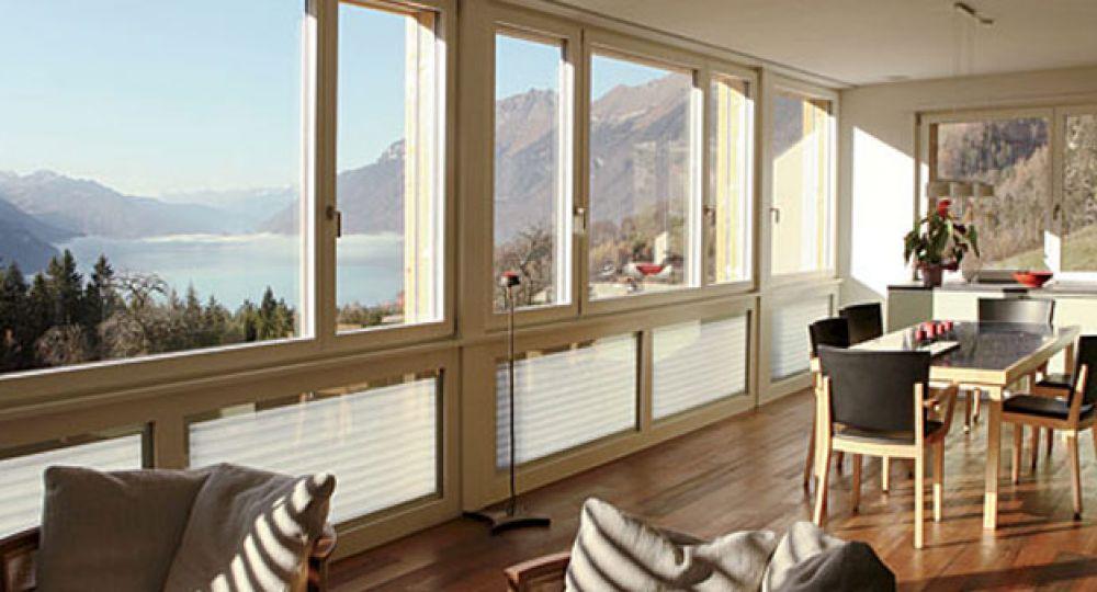GlassX, vidrio termodinámico para fachadas y ventanas | Arquitectura