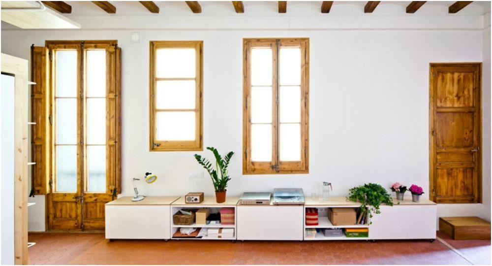 Apartamento en barcelona estudio en altura arquitectura - Despacho arquitectura barcelona ...