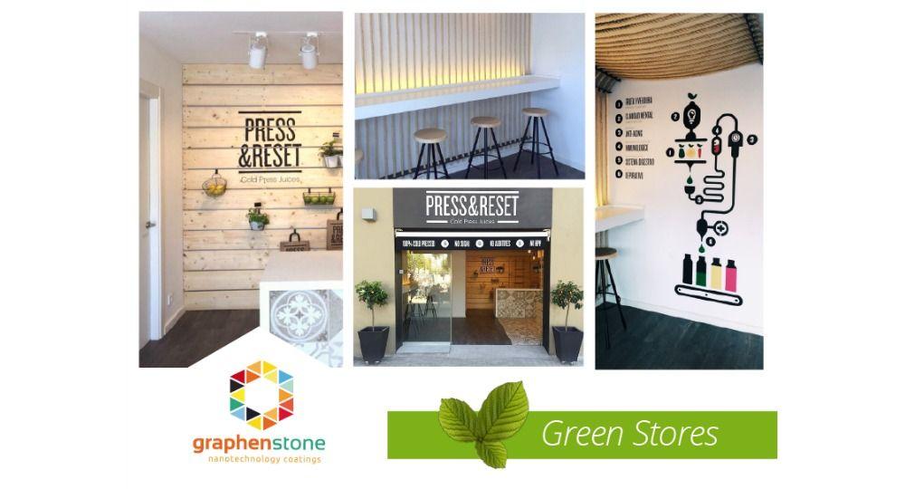 Graphenstone. Empresas sostenibles con arquitectura y acabados ecológicos