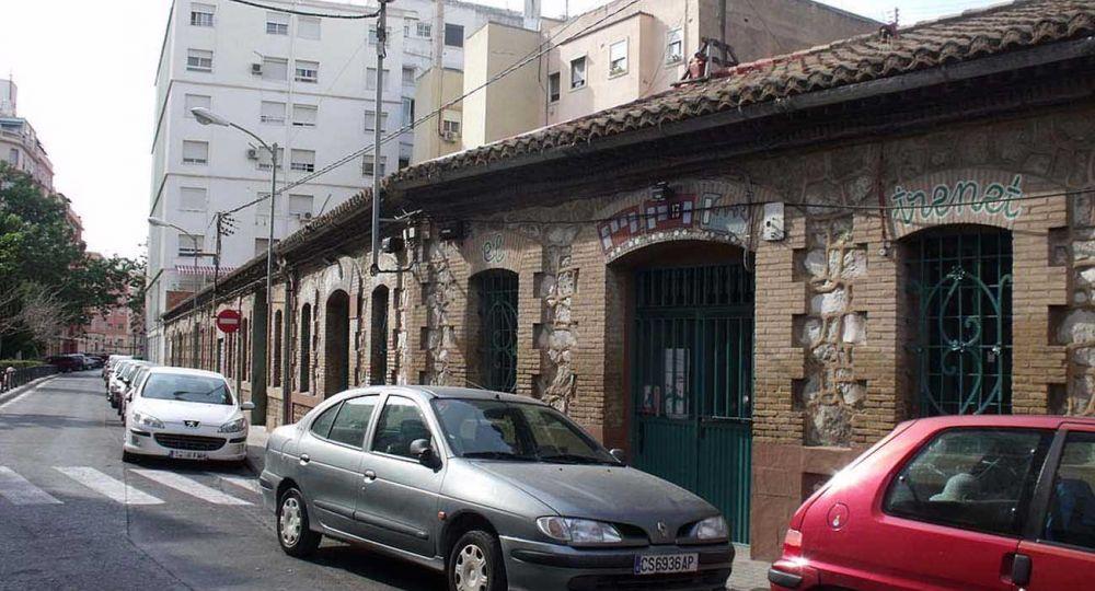 Grupo Ramón de  Castro. Arquitectura obrera