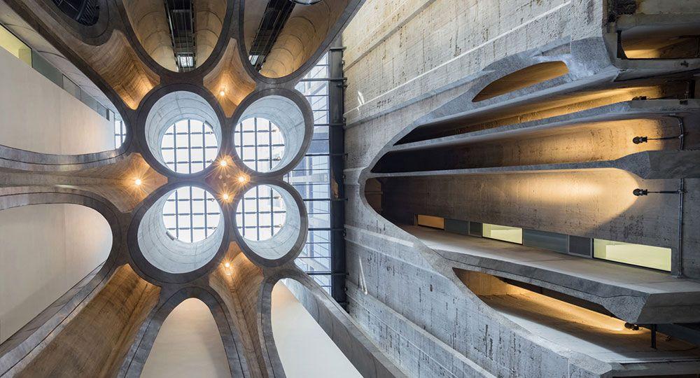 Reinventando la arquitectura en desuso
