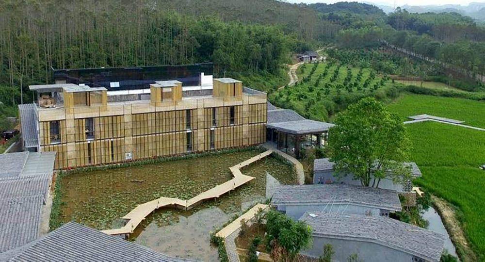 Hotel Heduli Paddy, ecoturismo en el sur de China. C&C DESIGN