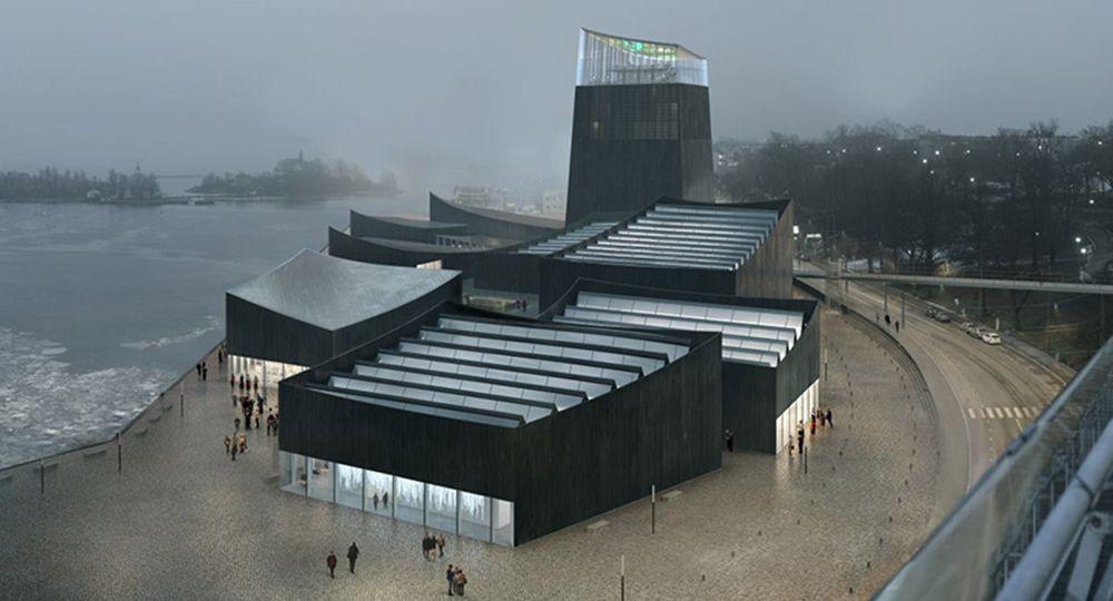 Helsinki: El último de los museos Guggenheim