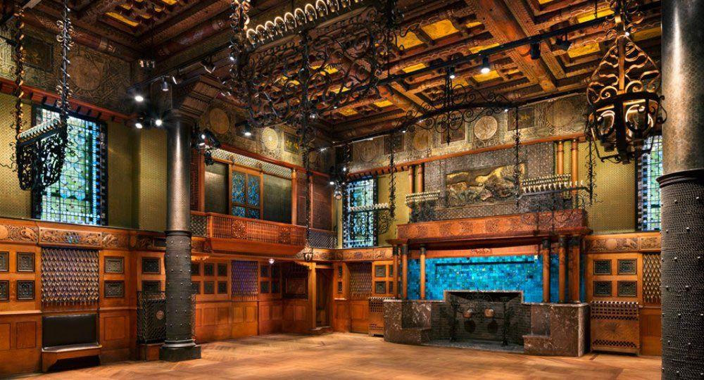 Restauración de Herzog & de Meuron. Park Avenue Armory de NY