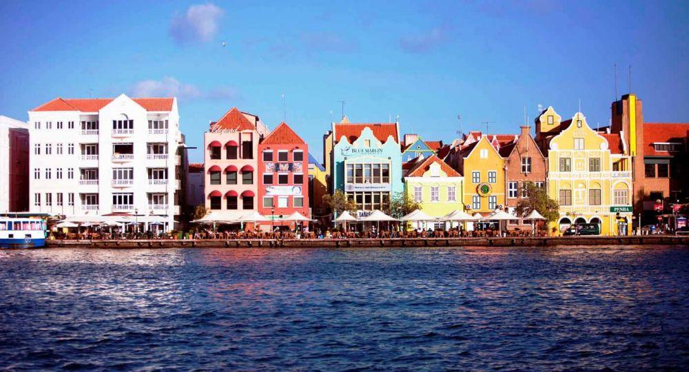 Arquitectura holandesa en el caribe, Curazao