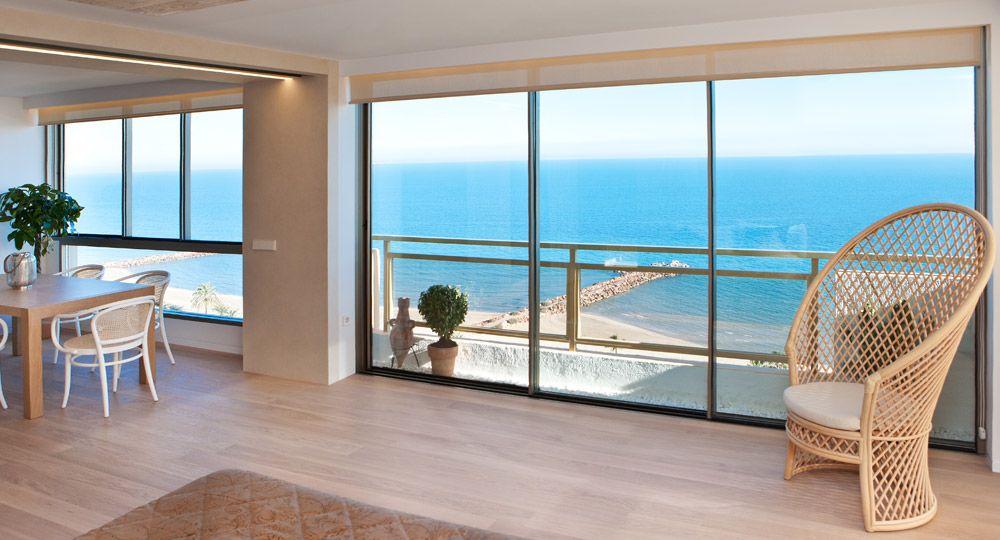 Casa Horizon, apartamento frente al mar de Barea+Partners