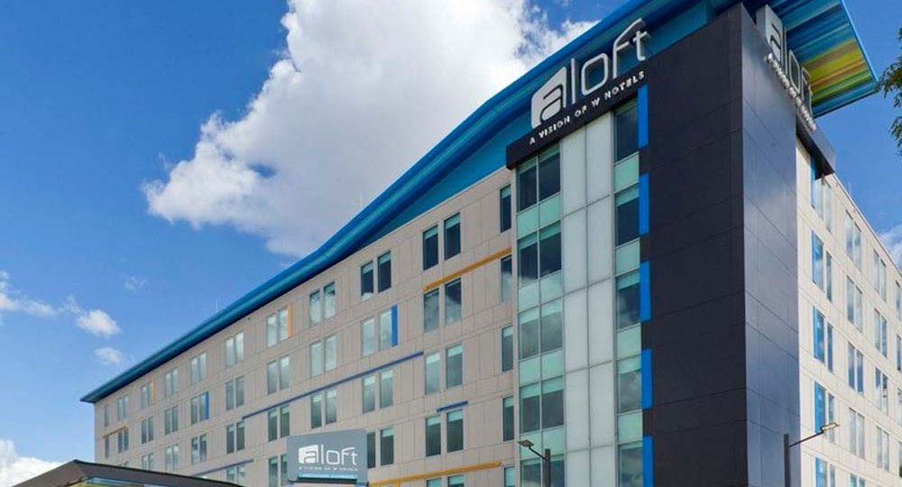 El Aloft Hotel Bogotá Airport es el primer hotel en América Latina en recibir esta certificación LEED en nivel Gold.