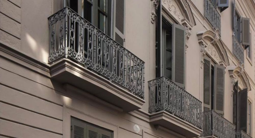 Caro Hotel: Un palacio de 2000 años convertido en hotel