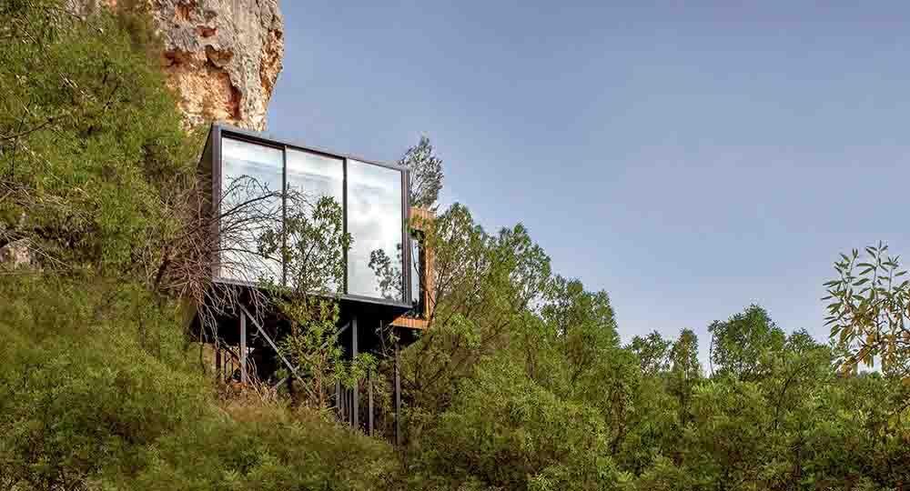 Arquitectura modular para complejos turísticos sostenibles. VIVOOD Landscape Hotels.