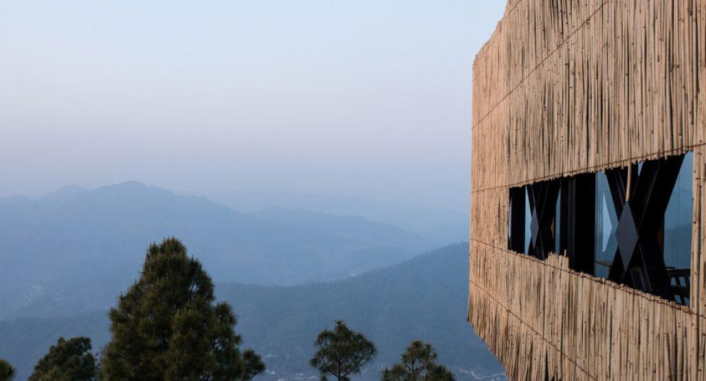 Hotel Kumaon de Zowa Architects.