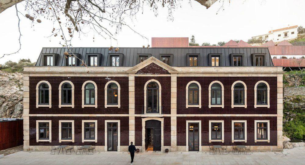 Ampliación y restauración de arquitectura romana. Longroiva's Hotel & Thermal Spa