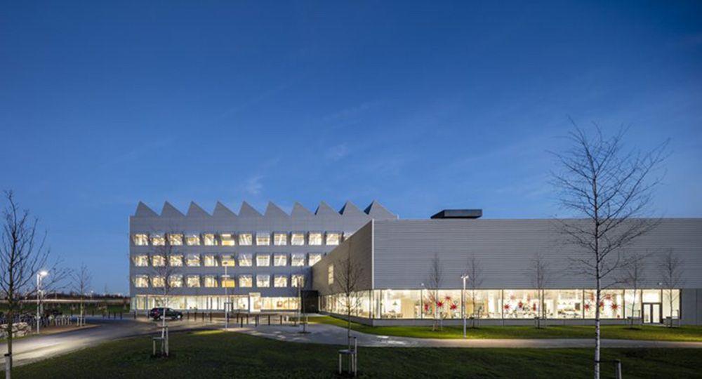 Hubhult, las oficinas de Ikea en Malmö, obra de la arquitecta Dorte Mandrup.