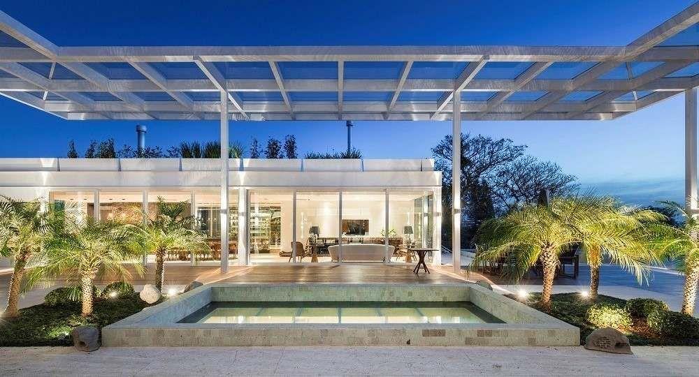 Arquitectura para la fiesta: casa Jardim do Sol, de Hype Studio