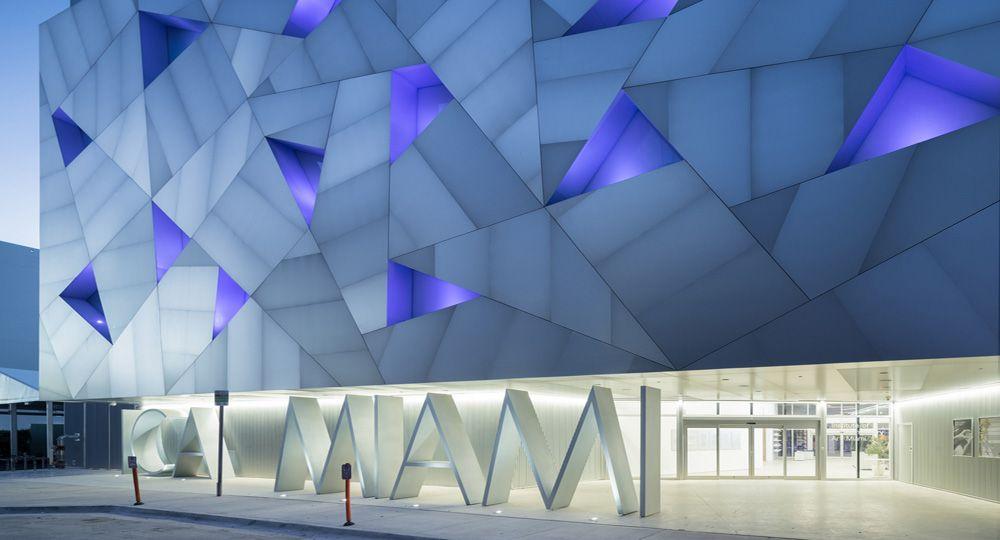 """ICA Miami Museo: arquitectura en el """"Design District""""."""