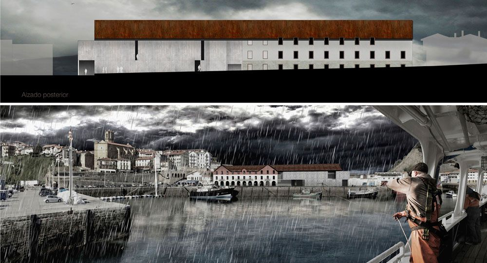 Un joven arquitecto español en Londres.
