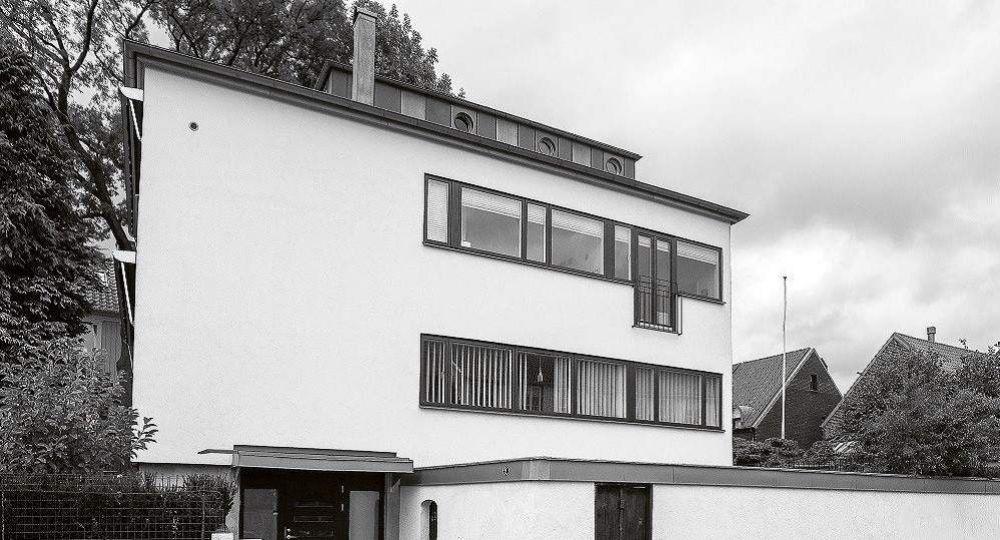 Una arquitecta a la vanguardia: Ingrid Wallberg