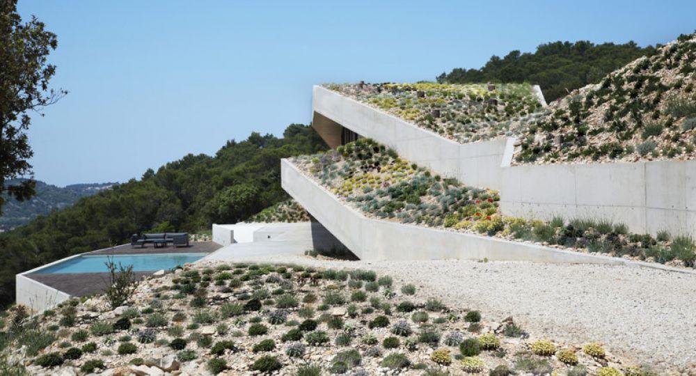 Passivhaus Issa Megaron de PROARH Architects.