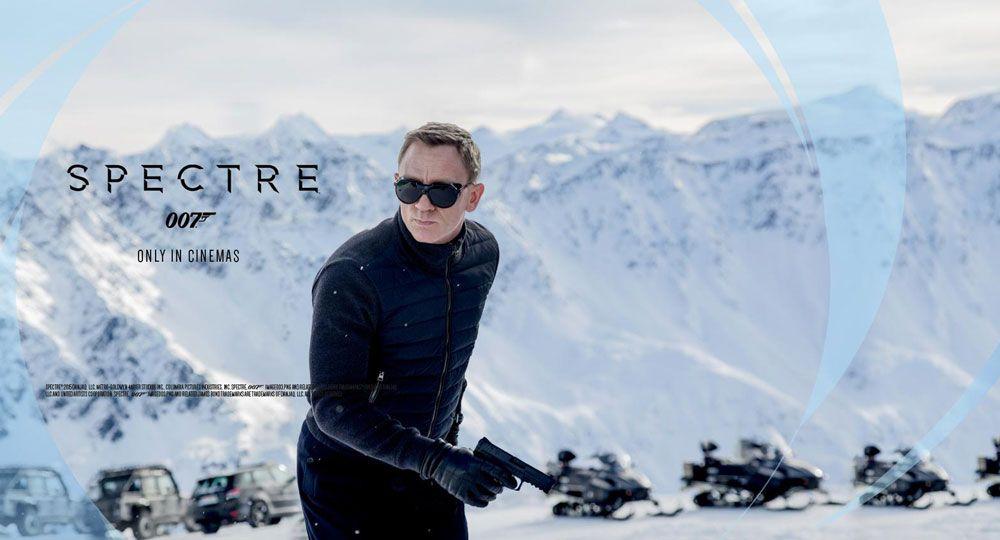 Arquitectura en la gran pantalla: 007