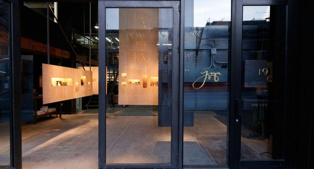 Tienda Joya Studio en Brooklyn, un espacio para los sentidos