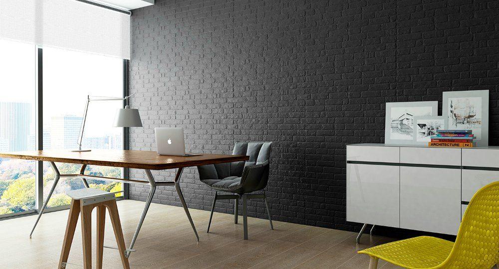 Wall Brick. Tendencia cerámica de estilo retro