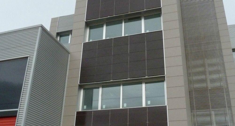 'Cool Tile' Keraben y la arquitectura sostenible.  Un revestimiento capaz de reducir la factura energética