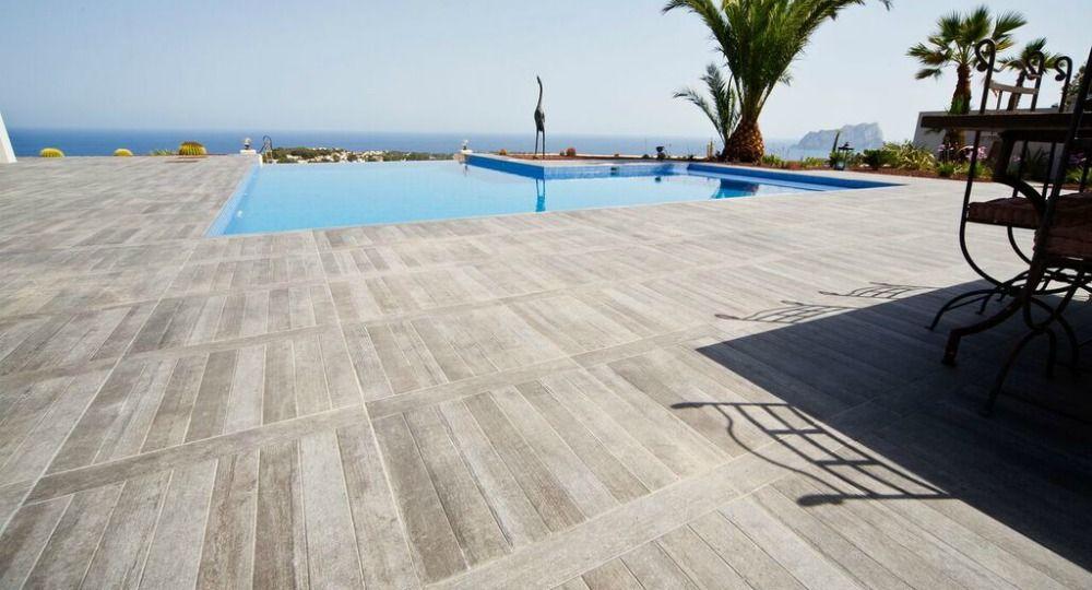 Cemento cerámico de vanguardia a orillas del Mediterráneo. Keraben