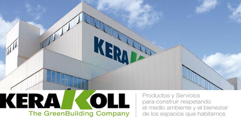 KERAKOLL. Construcción verde