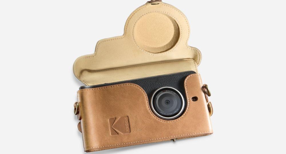 Kodak diseña su primer smartphone