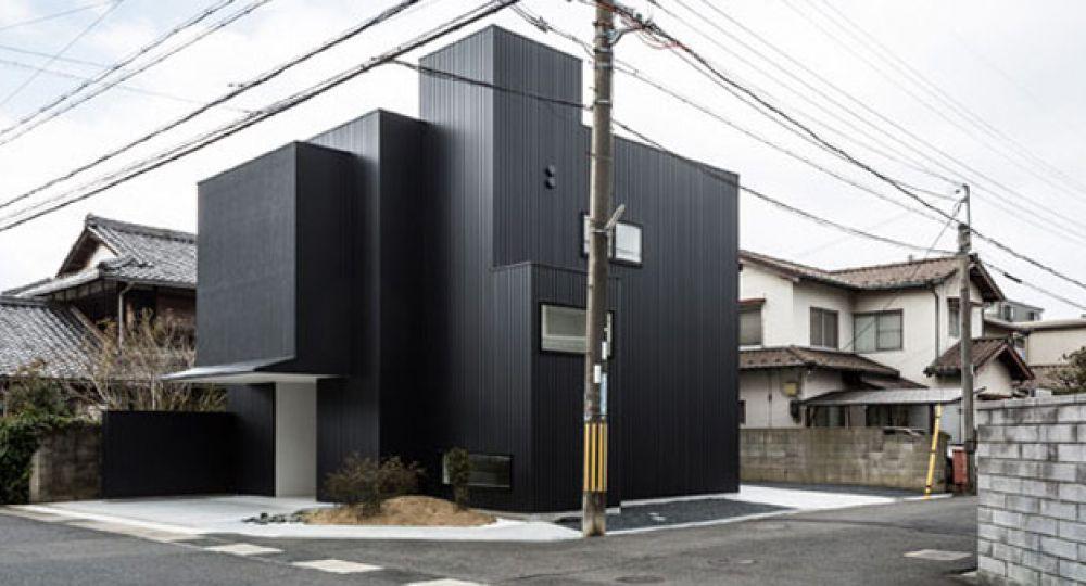 Las casas japonesas del arquitecto kouichi kimura for Casa minimalista japonesa