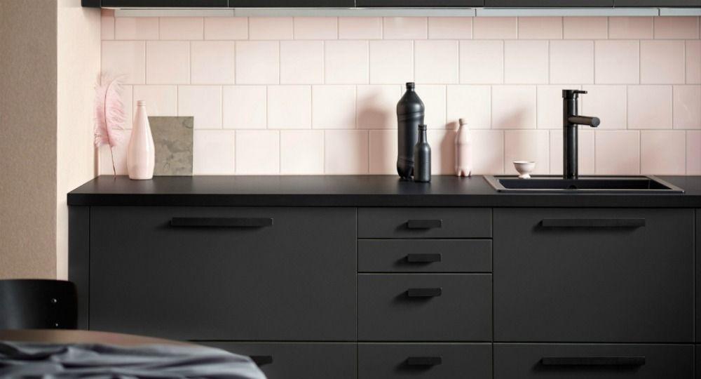 IKEA recicla. Cocina Kungsbacka con materiales reciclados | Arquitectura