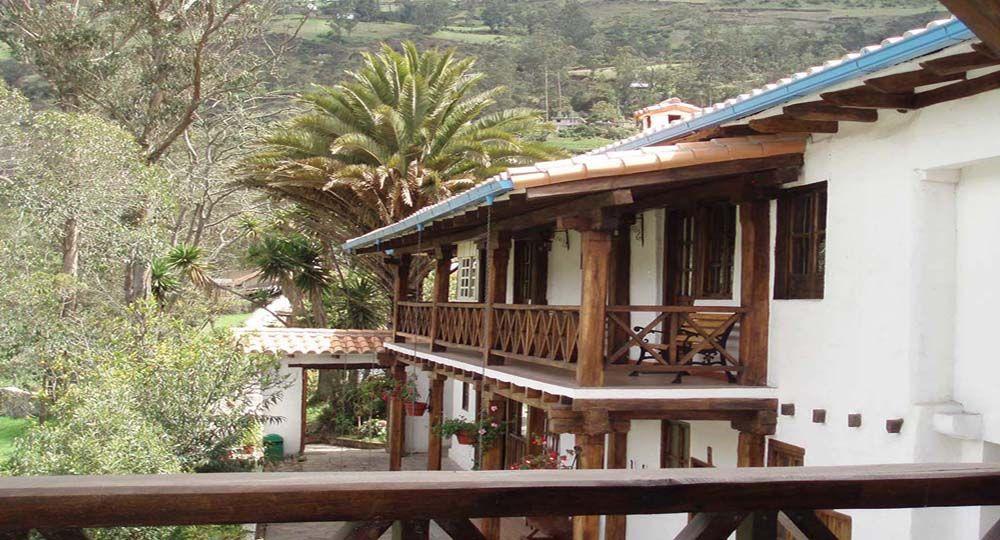 """""""Hostería La Quinta"""":Rehabilitación y adecuación Arquitectónica. Chimborazo, Ecuador"""