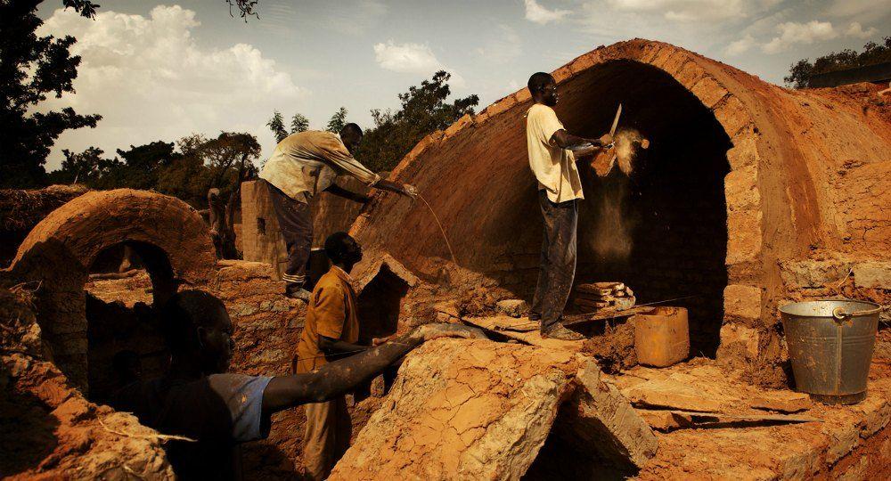 Vivienda digna y sostenible en Africa. Asociación La Voûte Nubienne