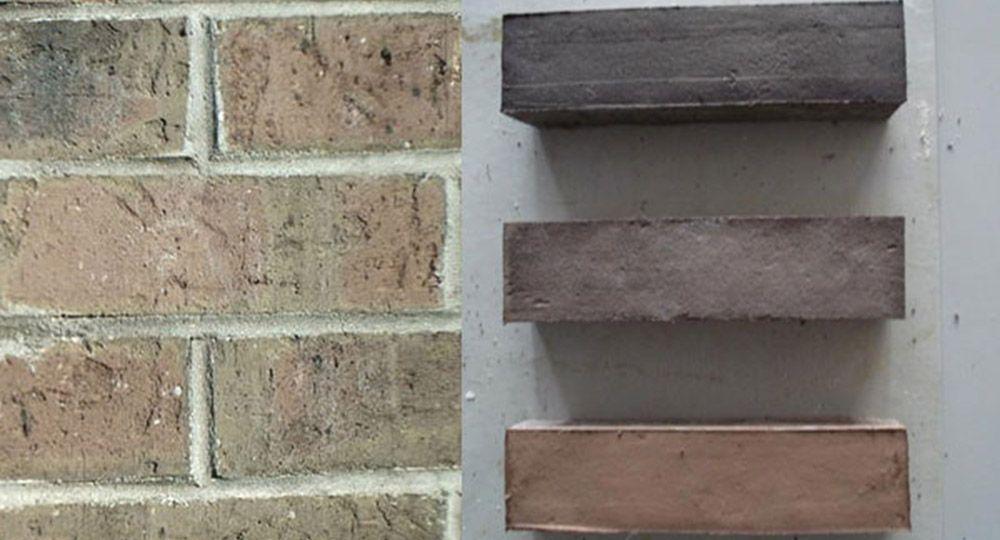 La tecnología de la arquitectura en busca de soluciones más ecológicas: ladrillos de lana.