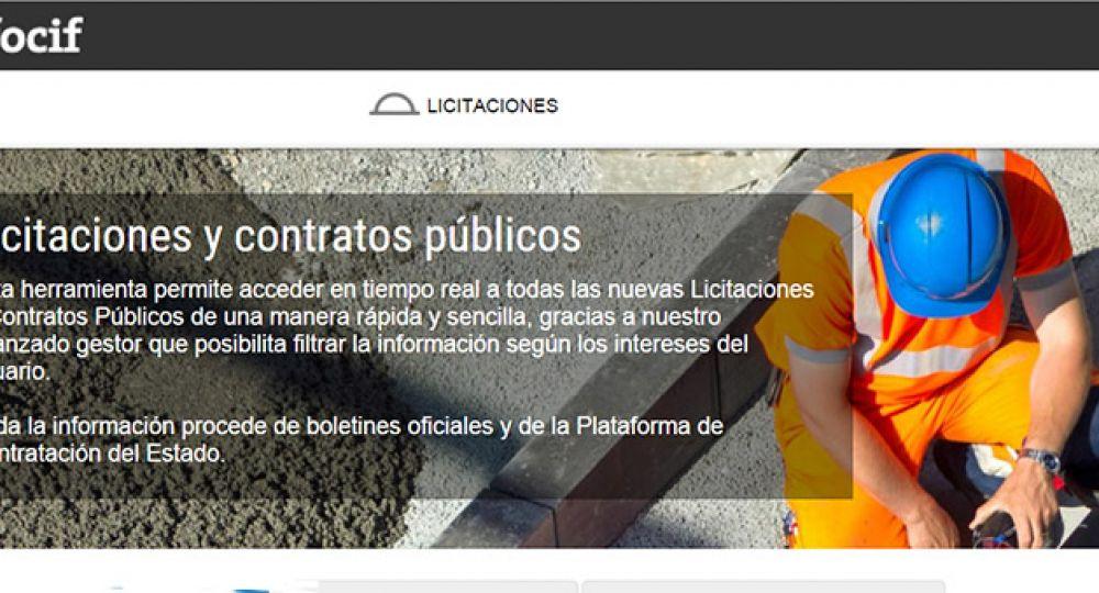 ¡A la caza de la licitación! Infocif ofrece un buscador de licitaciones gratuito