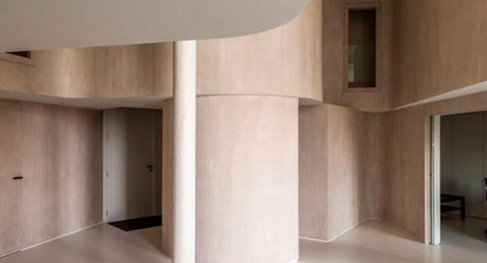 De fábrica a loft familiar, Graux & Baeyens arquitectos