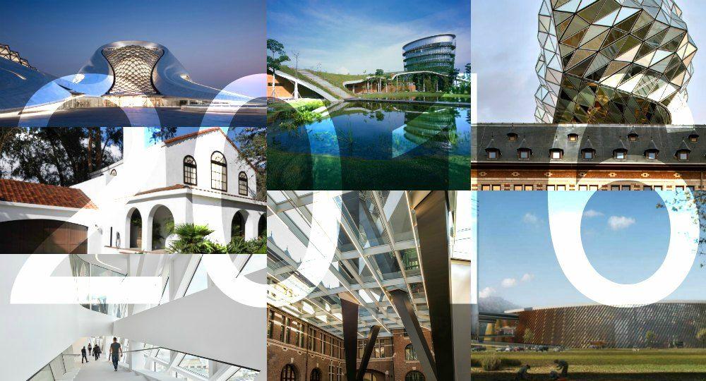 Grandes proyectos de arquitectura del año 2016
