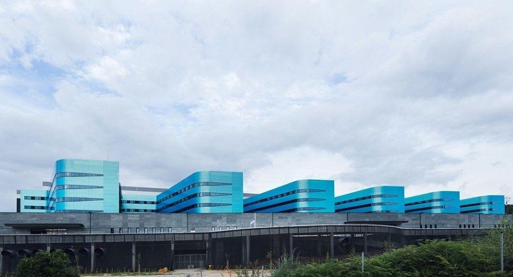 Construcción de altos vuelos (II). La obra de Luis Vidal + Arquitectos