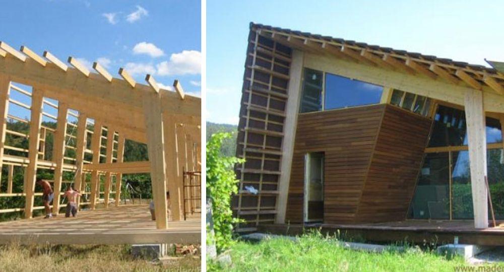 Madergia, soluciones sanas y eficientes para la arquitectura