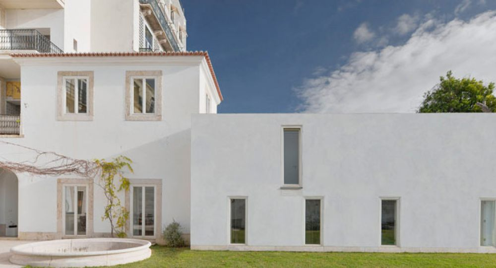 Casa São Mamede, la nueva vida de una edificación del Siglo XVIII