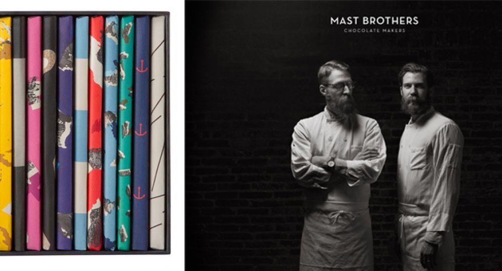 Chocolate Mast Brothers, nueva boutique en Brooklyn