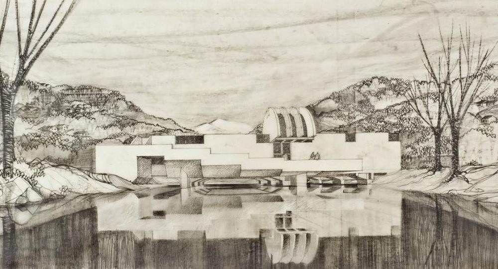 La belleza del abismo: la arquitectura de Maurizio Sacripanti