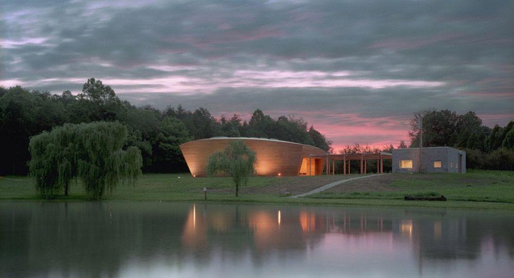 Maya Lin Studio: arte y arquitectura.