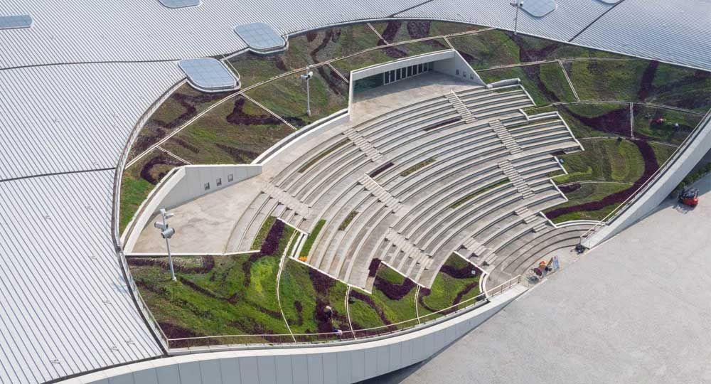 Arquitectura orgánica: Centro Nacional de Arte de Kaohsiung