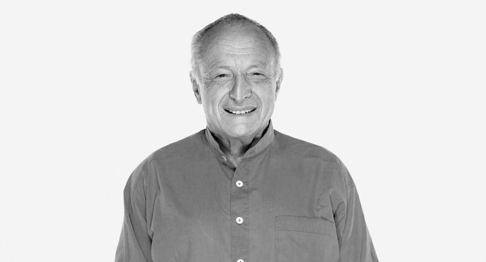 El arquitecto Richard Rogers gana la Medalla de Oro AIA 2019.