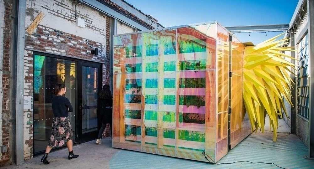 Bureau V: transgrediendo las fronteras de la arquitectura