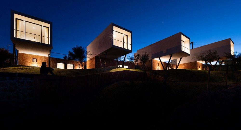 Enfoques arquitectónicos: Los Miradores, de Andrés Alonso