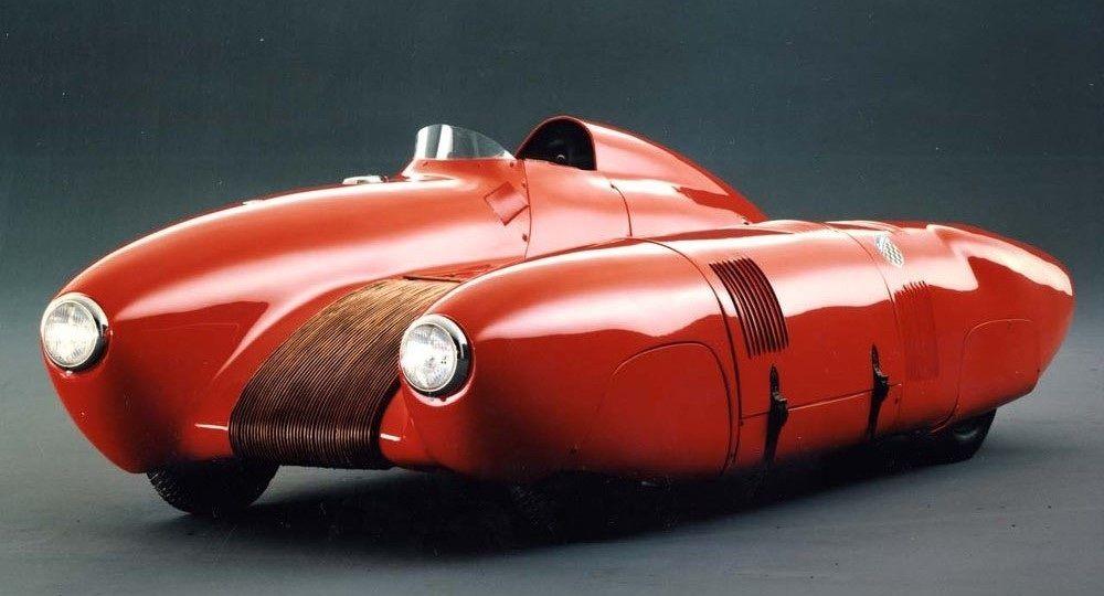 Carlo Mollino: el arquitecto con alma de piloto de carreras